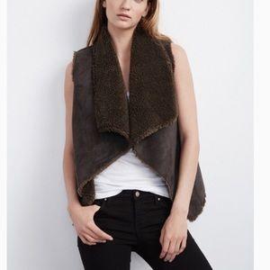 Velvet by Graham & Spencer Analucia Faux Fur Vest